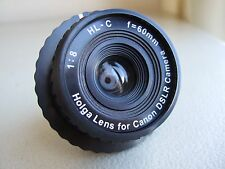 UK - GENUINE HOLGA Lens HL-C for Canon EOS DSLR SLR Film Camera