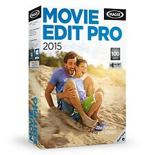 MAGIX Movie Edit Pro 2015 PC