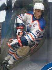 "McFarlane NHL Legends Edmonton Oilers Wayne Gretzky 12"" Hockey Action Figure"