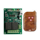 RF DC12V 2 Channel Smart Wireless Remote Control Receiver with Controller