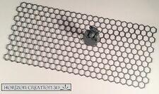 "HC3D -Hex Sheet 1mm x 8 3/4"" x 4 -Building Bits-Terrain&Scenery"