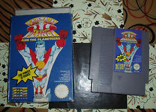 "NINTENDO NES ""CAPTAIN PLANET"" VERSION PAL B ESPAÑA"