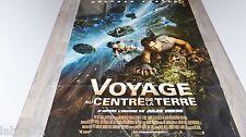 VOYAGE AU CENTRE DE LA TERRE   !  affiche cinema