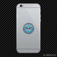 United States Department of Defense Seal Cell Phone Sticker Diecut Decal dod