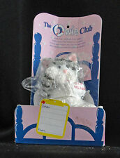 First & Main Owie Meowie Gray Tabby Cat Kitty Figurine Resin Animial Figurine