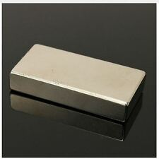 Neodymium Magnet Rare Earth NEO Block Permanent NdfeB Large Powerful Strong Big