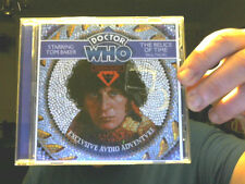 RELICS OF TIME BBC CD DOCTOR WHO TOM BAKER GREAT XMAS STEAL LAST CHANCE SALOON