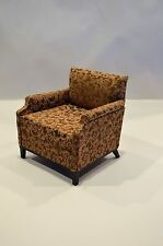 1:6 Scale Furniture for Fashion Dolls Action Figures 4243DF Brocade Chair