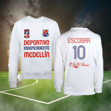 PABLO ESCOBAR MEDELLIN SOCCER SWEATSHIRT (ALL SIZES AVAILABLE) FOOTBALL, NARCOS