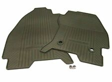 NEW Genuine FORD MONDEO MK3 00-07 Tailored 4x Rubber Car Floor Mats Front+Rears