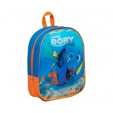 Disney Finding Dory Junior 'Lenticular' School Bag Rucksack Backpack Brand New