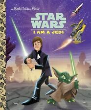 Little Golden Book: I Am a Jedi Star Wars 2016 Christmas Gift Boy Girl New