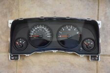 Dashboard Instrument Cluster for sale 2011 JEEP PATRIOT