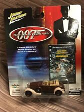 James Bond 007 Hispano-Suiza Limosuine - Johnny Lightning 1:64 RARE DIECAST