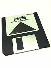 Drive100 Device Driver Software for the HP 100LX ~ UsedHandhelds PDA Palmtop PC