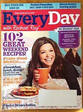 Every Day With Rachael Ray Magazine March 2014 Brunch Weekend Recipes