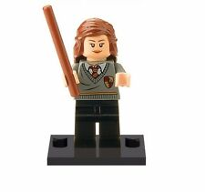 Hermione Granger Harry Potter Lego fittable minifigure set building block toy