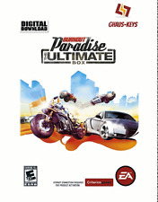Burnout Paradise The Ultimate Box Steam Key Pc Game Code Global [Blitzversand]