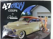 Galaxie Limited 1947 Chevrolet Fleetmaster Coupe 1/25 Scale Model Kit - 13031