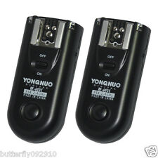 RF-603 C3 Yongnuo Wireless Flash Trigger for Canon 1D 1DS EOS 5D Mark II 40D 30D