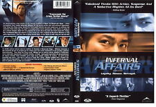 Infernal Affairs Import DVD (DISC ONLY)