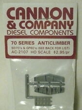 Cannon & Company 2107 Anticlimber for 70 series SD70/SD75/GP60 (1 pr)
