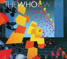 Endless Wire AND Live at Lyon by The Who (Bonus Tracks, 3 CD/DVD Set, 2006) NEW