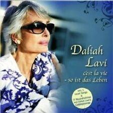 "DALIAH LAVI ""C´EST LA VIE SO IST DAS LEBEN"" CD NEU"