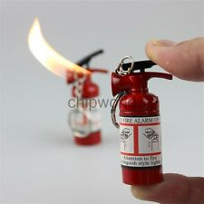 10pc Refillable Extinguisher Fire Cigarette Lighter for Gift/Collection Creative
