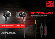SUMVISION PSYC CAPPELLA 2 High-Fidelity Noise Cancelling Earphones & Microphone
