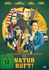 Die Natur ruft! - Maura Tierney, Johnny Knoxville - DVD-Neu!