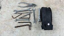 04 Suzuki VZ1600 VZ 1600 K Marauder tool kit set bag