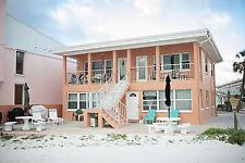 Florida Vacation Condo Rental ON BEACH Redington Shores - Beachfront Condominium
