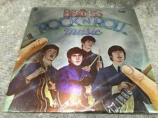 "The Beatles - Rock 'N' Roll Music (12"" Vinyl LP, SKBO-11537)"