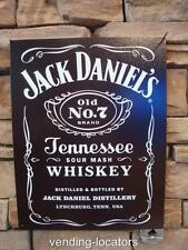 Jack Daniels Metal Sign Carved Beer Home Bar Decor Signs Pub Man Cave Plaque NEW
