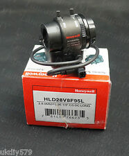 "Honeywell Varifocal Lens 2.8-8mm F0.95 DC Auto Aspherical 1/3"" HLD28V8F95L(A467)"