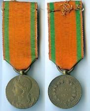 Médaille en variante - Societe protection mutuelle voyageurs commerce 1926 ORCET