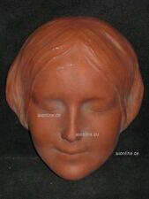 +# A013818_05 Goebel Archiv Muster Wandbild Frauenkopf Frauenmaske FX20 Krone