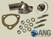 MGA, MGB, MGB-GT '55-'67 THERMOSTAT, STUDS, GASKET & HOUSING REPLACEMENT KIT
