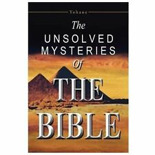 The Unsolved Mysteries of the Bible by Yohane (2013, Paperback)