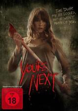 You`re Next DVD  - Harter erbarmungsloser Horror