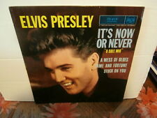 "elvis presley""it's now or never""ep7""or.fr.rca area.75619.biem"