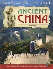 Ancient China (Excavating the Past)-ExLibrary