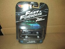 70 CHARGER W/ BLOWER FAST & AND FURIOUS retro entainment Dom's car HOT WHEELS