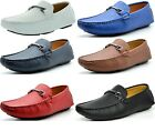 BOSSE-02 Men's Classy On The Go Driving Casual Loafers Boat Moccasins Shoes