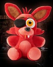 """Hot FNAF Five Nights at Freddy's FOXY PIRATE Plush Toy 10"""""""