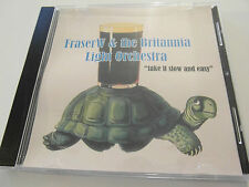 "Fraser W & The Britannia Light Orchestra ""Slow & Easy"" (CD Album) Used Very Good"