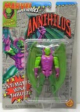 Marvel Super Heroes Toy Biz 1992 ANNIHILUS COSMIC DEFENDERS action figure NIP