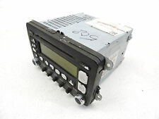 MK5 VW JETTA PREMIUM MP3 6CD RADIO PLAYER SATELLITE UNLOCKED FACTORY OEM -502