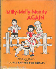 Milly-Molly-Mandy Again by Joyce Lakester Brisley First Edition Thus